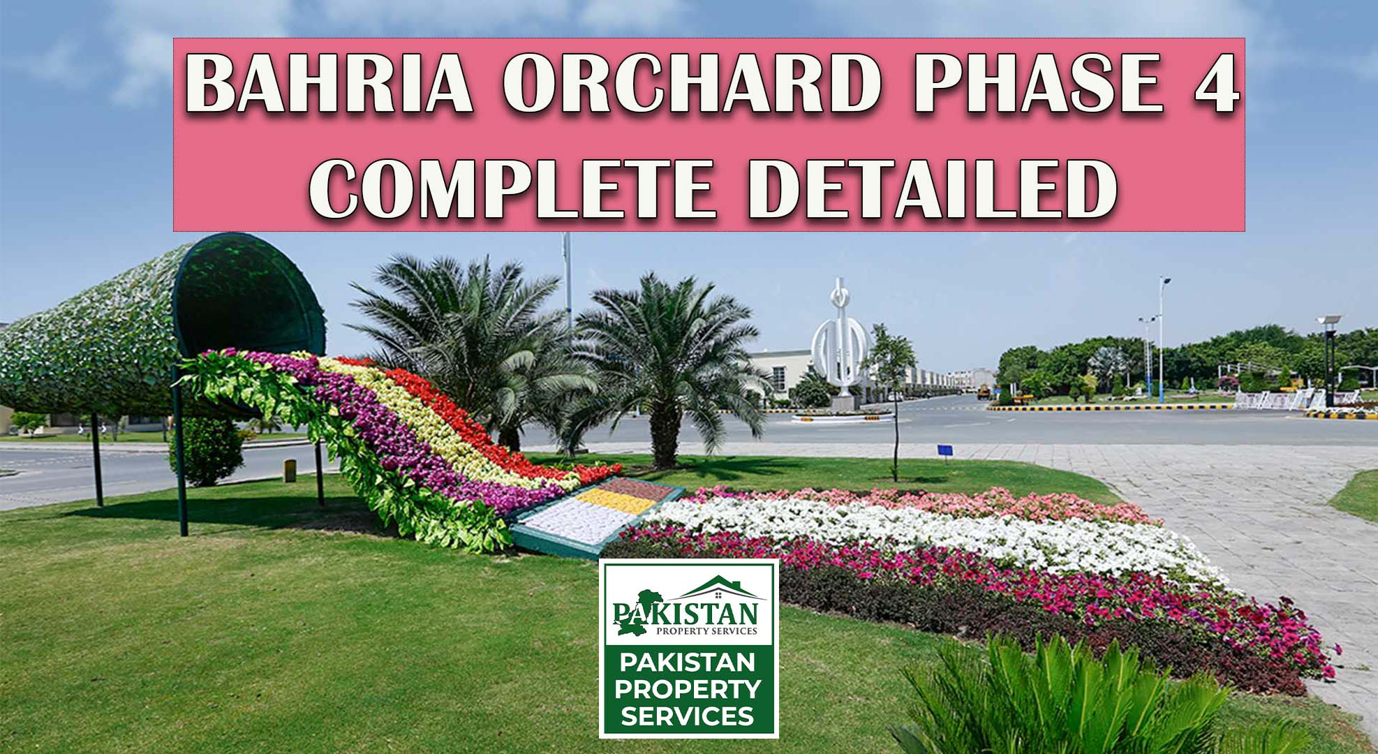 Bahria Orchard Phase 4 Lahore