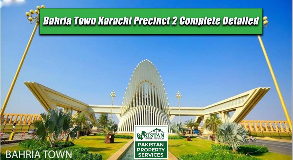 Bahria Town Karachi Precinct 2