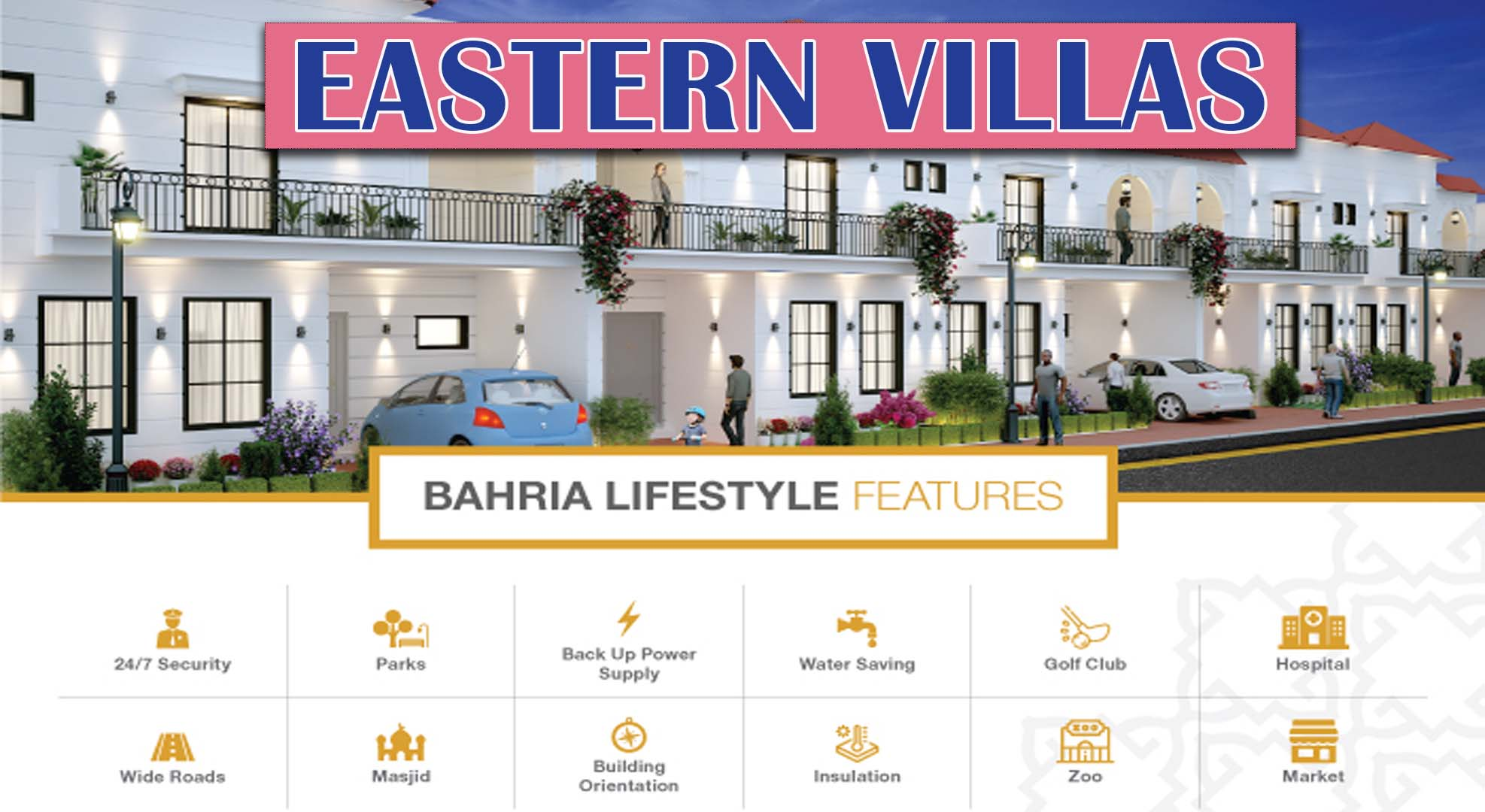 Eastern Villas