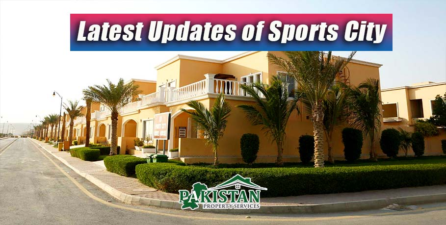 Bahria Sports City Karachi Complete Detailed