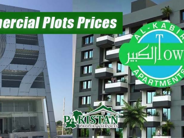Commercial plots in Al Kabir Town
