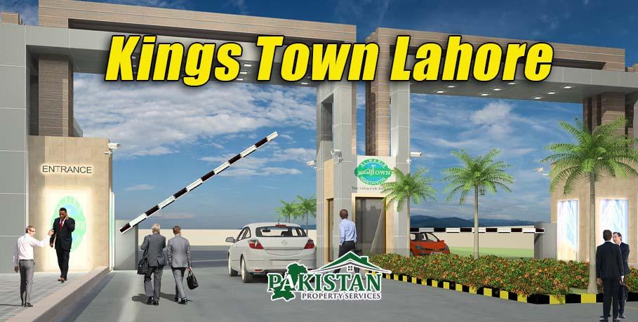 Kings Town Lahore