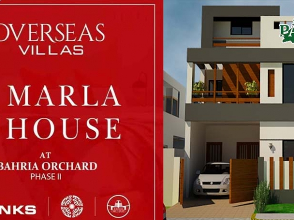 Overseas Villas in Bahria Orchard Phase 2