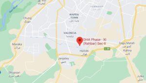 DHA Rahbar Phase 11