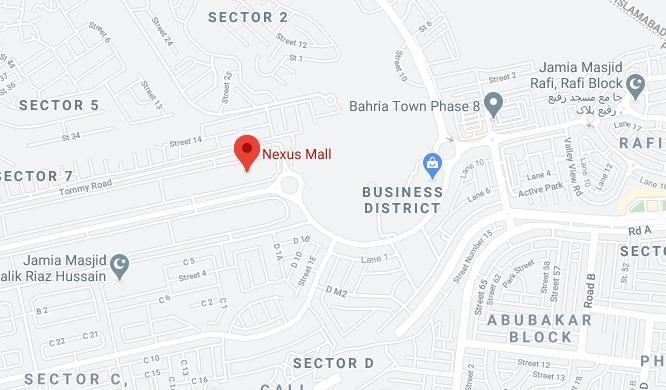 Nexus Mall Islamabad