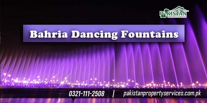 Bahria Dancing Fountains