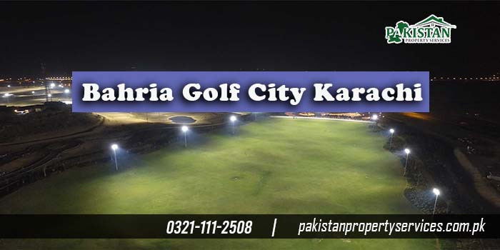 Bahria Golf City Karachi