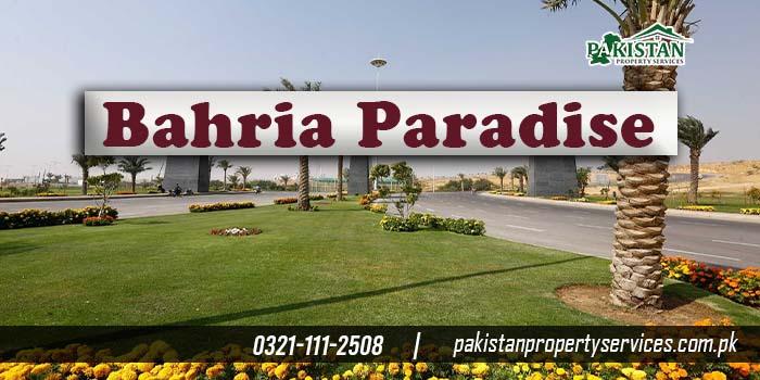 Bahria Paradise Villas