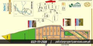Bahria Town Lahore Sector C Iras