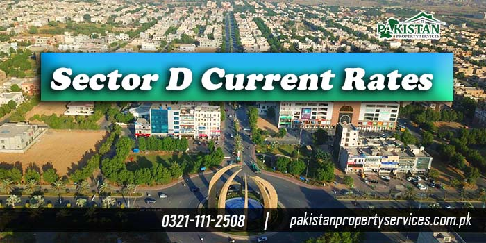 Bahria Town Lahore Sector D