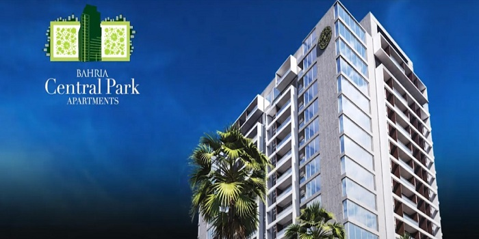 Central Park Apartments Bahria Town Karachi