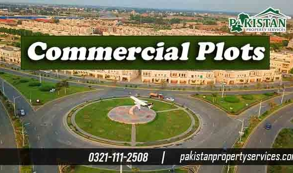 Commercial Plots Prices in Bahria Orchard Phase 1