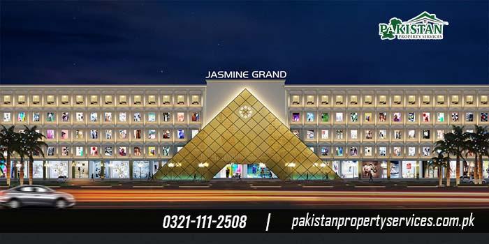 IT Hub Jasmine Grand Mall