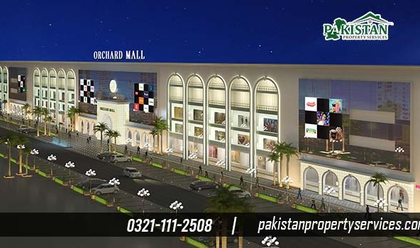Shops For Sale on Installments in IT Market Orchard Mall