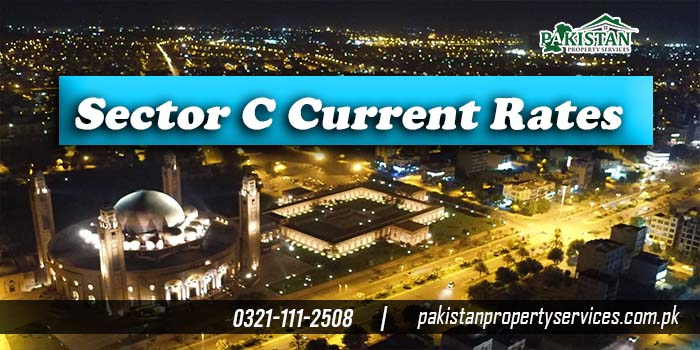 Bahria Town Lahore Sector C