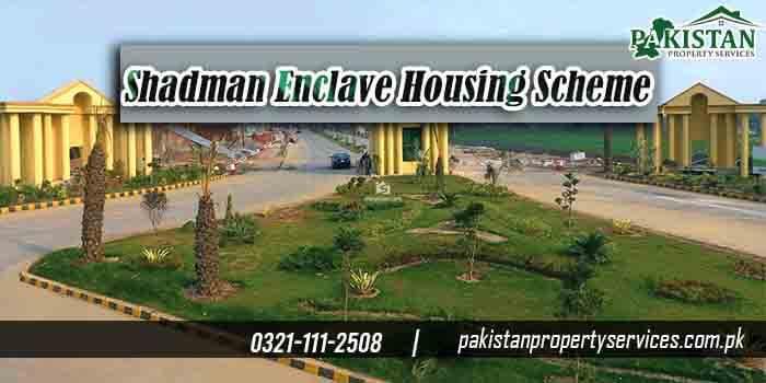 Shadman Enclave Housing Scheme