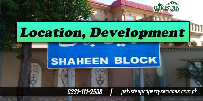 Shaheen Block Sector B Bahria Town Lahore