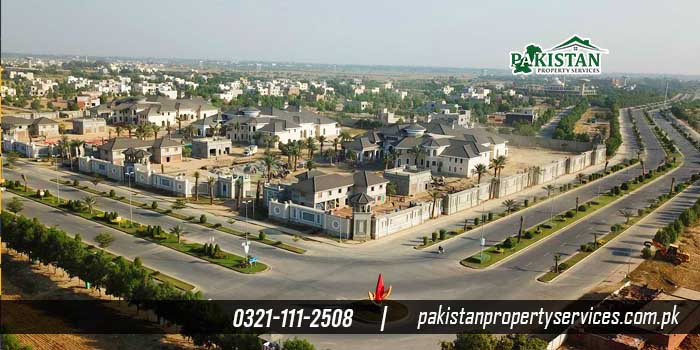 Tipu Sultan Block Sector F Bahria Town Lahore