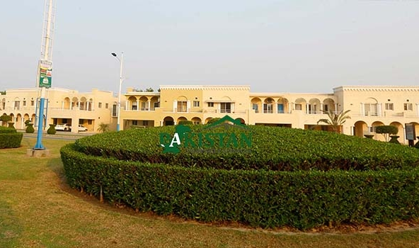8 Marla Plot For Sale In Bahria Orchard Phase 1