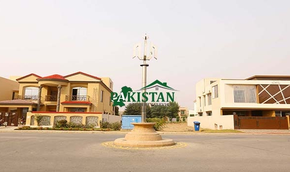 5 Marla Plot In Bahria Orchard Phase 1 Eastern Block