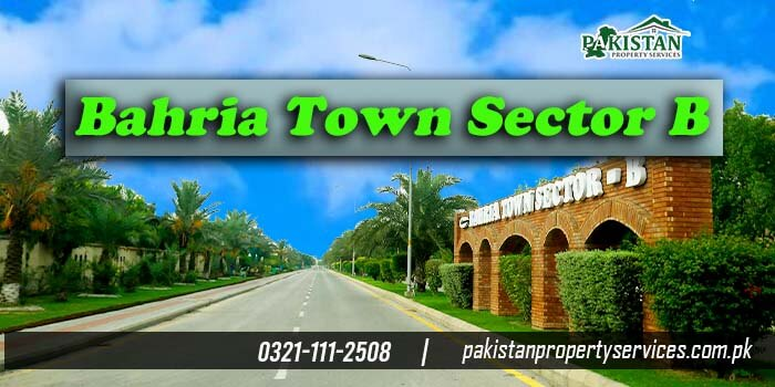 Bahria Town Lahore Sector B