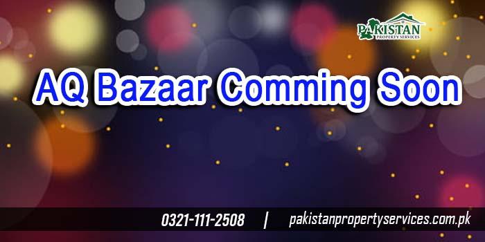 AQ Bazaar by Bahria Town Karachi