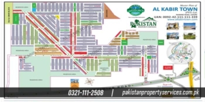Al Kabir Town Phase 2 Map