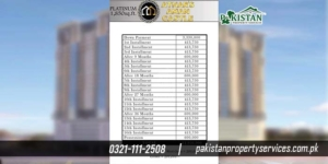 Athar Aman Castle Payment plan