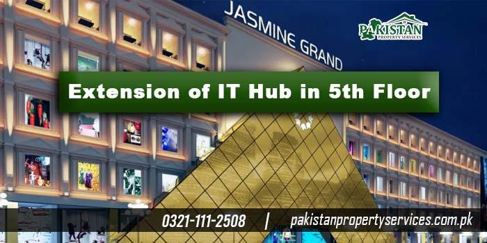 Extension of IT Hub