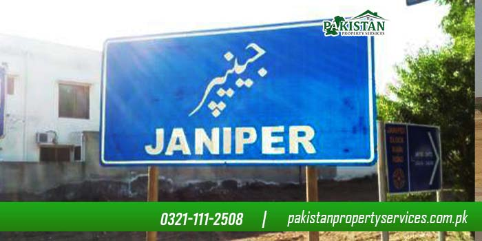 Janiper Block Sector C Bahria Town Lahore