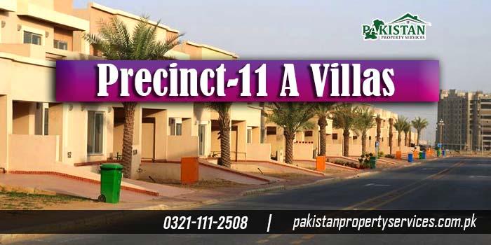 Precinct-11 A Villas By Bahria Town Karachi