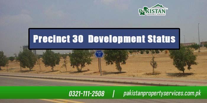 Precinct 30 Bahria Town Karachi