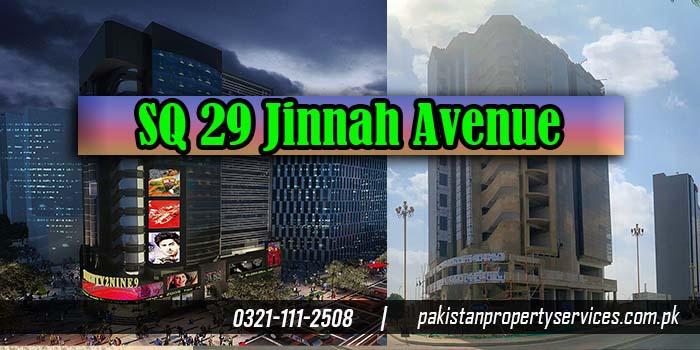SQ 29 Jinnah Avenue