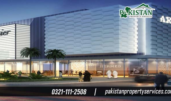 AQ Bazar Shops Are Now Available On Easy Installments In Bahria Town Karachi