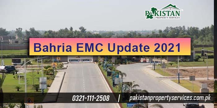 Bahria EMC Lahore