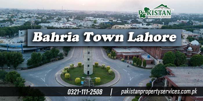 Bahria Town Lahore - Your Luxury Lifestyle Destination!