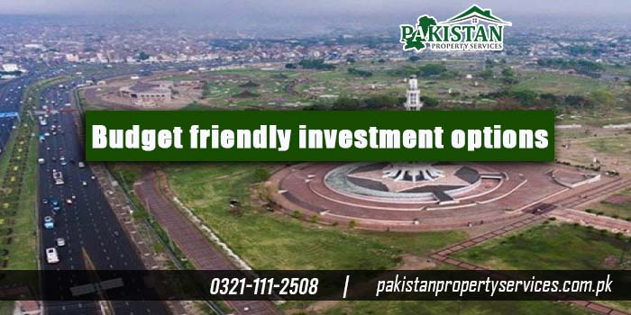 Budget friendly investment options in Lahore of 2021