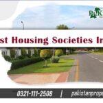 Housing Societies In Lahore