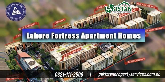 Lahore Fortress Apartment Homes
