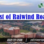 List of Raiwind Road Lahore Societies