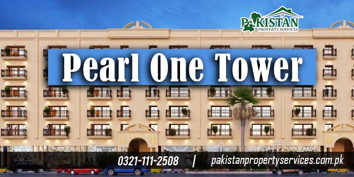 Pearl One Tower Bahria Town Lahore
