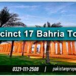 Precinct 17 Bahria Town Karachi