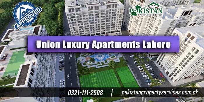 Union Luxury Apartments Lahore