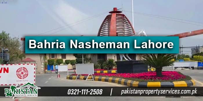 Bahria Nasheman Lahore Latest Block