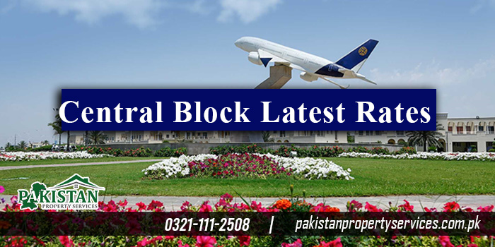 Central Block Bahria Orchard Lahore Phase 1