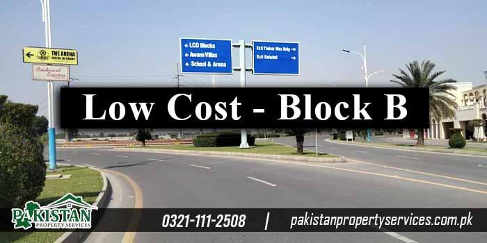 Low Cost - Block B