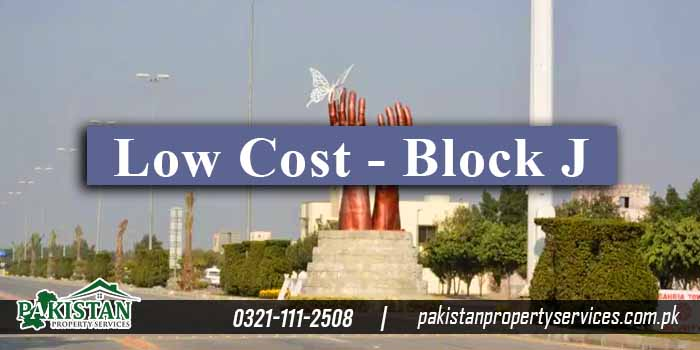 Plots for Sale in Low Cost - Block J Bahria Orchard Lahore