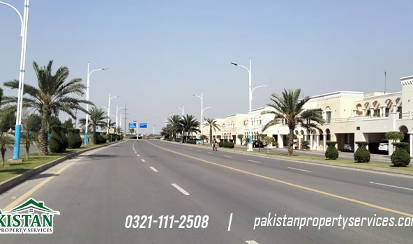 Residential Plot For Sale In Bahria Orchard Lahore Block G5