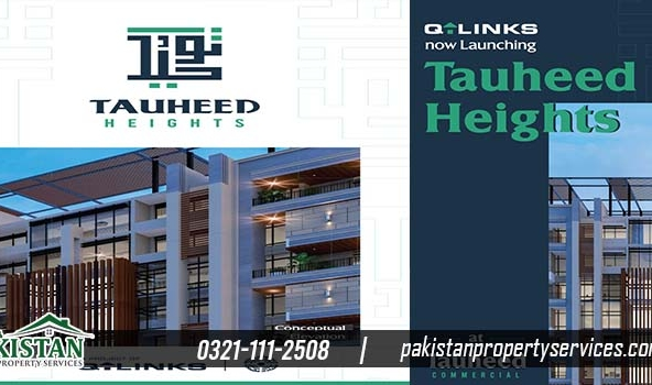 Tauheed Heights Bahria Town Lahore