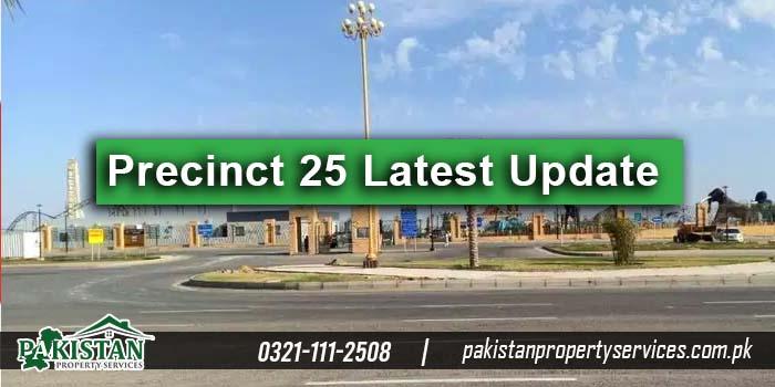 precinct 25 bahria town karachi
